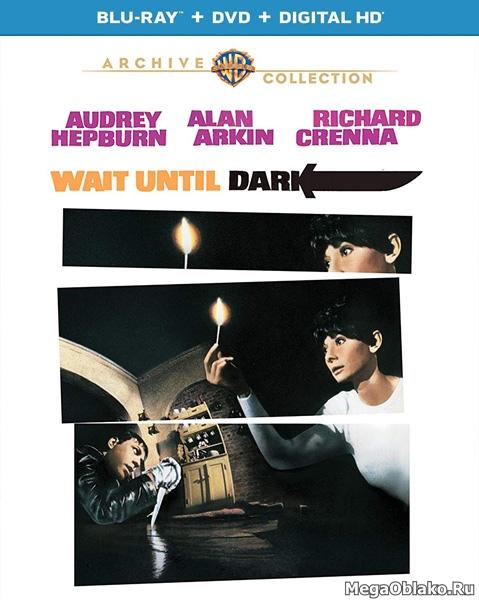 Дождись темноты / Wait Until Dark (1967/BDRip/HDRip)