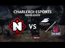 [Highlights] Charleroi Esports 2019