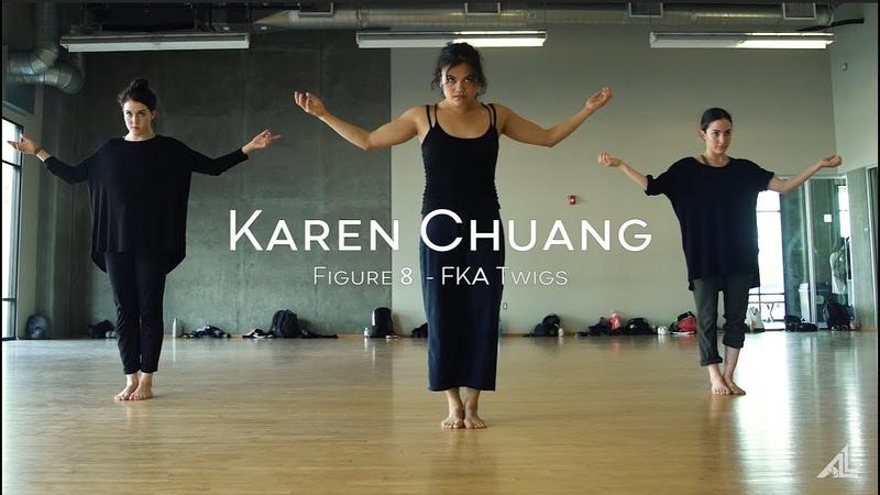 Figure 8 by FKA twigs | Karen Chuang Class Choreography