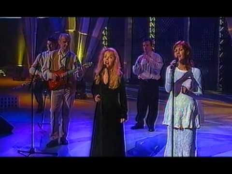 Eurovision 1996 13 France Dan Ar Braz L'Héritage des Celtes Diwanit bugale