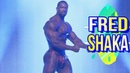 Fred Shaka, mature daddy, mature daddy fitness, Older body builder, older bodybuilders