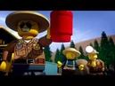 LEGO® City Gold run mini movie