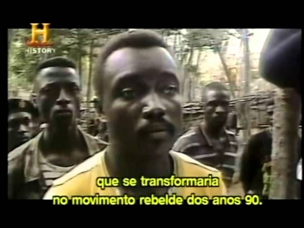 The History Channel Diamantes de Sangue