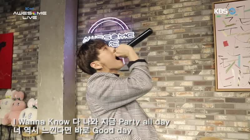 [190309] Noh Taehyun I wanna Know at myK Awesome Live ep.4