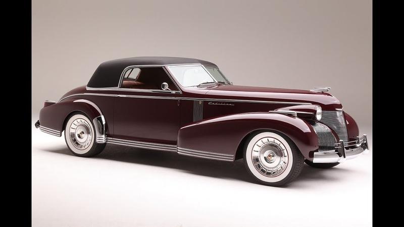 Foose Design 1939 Cadillac Madam X SEMA Unveil