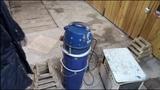 СТРОИТЕЛЬНЫЙ ПЫЛЕСОС САМОДЕЛЬНЫЙ(С ДВОЙНЫМ ЦИКЛОНОМ) ИЗ ХЛАМА. vacuum cleaner with cyclone