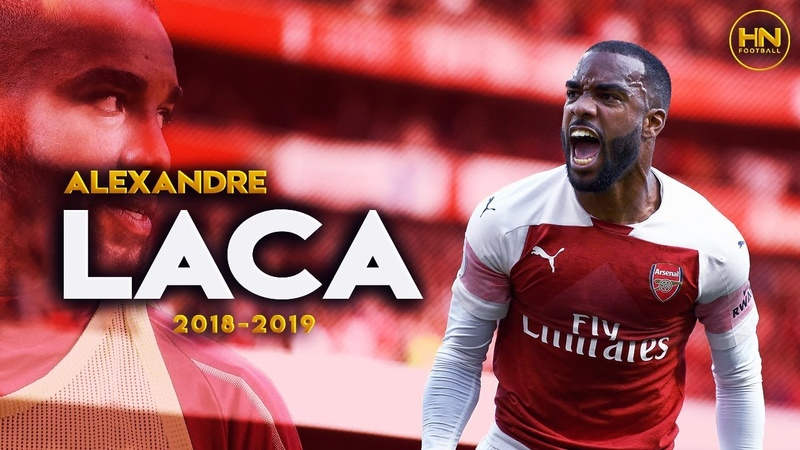 Alexandre Lacazette - Amazing Skills, Passing Goals - 2018/2019 HD