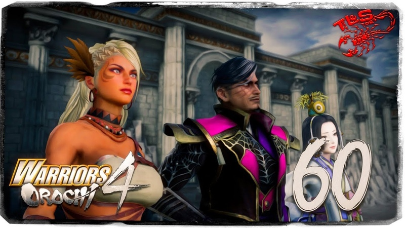 Story Mode ◄ Warriors Orochi 4 ► 60 Battle for Provisions