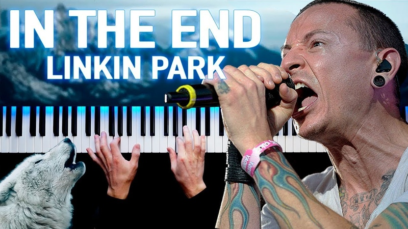 Linkin Park - In The End | Piano cover | Mellen Gi Tommee Profitt Remix