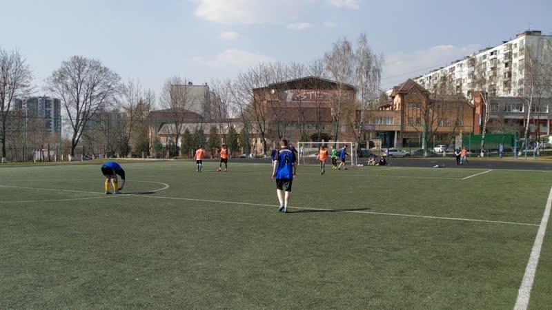 Гол нападающего Кристалла в финальном матче кубка Открытие сезона 2019 года против команды Юнион