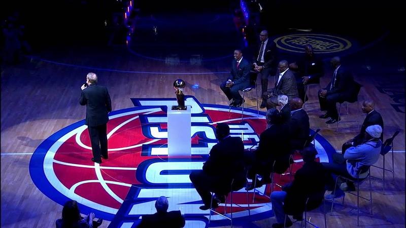 Detroit Pistons   The Show Bad Boys Unite