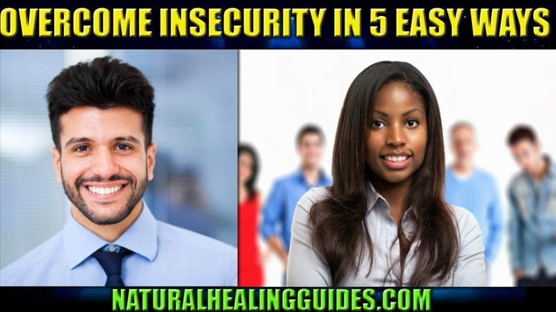 Importance Of Self Confidence: How To Overcome Insecurity Low Self Esteem In 5 Easy Ways