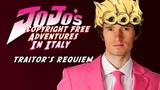 JoJo's Bizarre Adventure Part 5 Copyright Free opening 2 - traitor's requiem