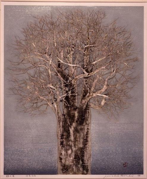 Joichi Hoshi HOSHI Jōichi Japanese, 1913-1979 Был учителем в начальной школе. В 42 года окончил Университет изобразительных искусств. Первые его работы изображали небо, звезды. Его имя с