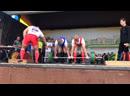 Парная тяга 302,5 рекорд города Котлас Бурковс