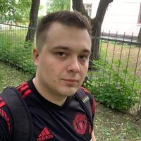 Анкета Виктор Новичков