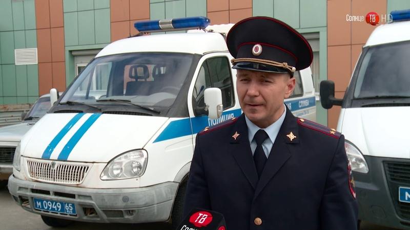 Игорь Шальнев: …собаки помогают раскрывать преступления