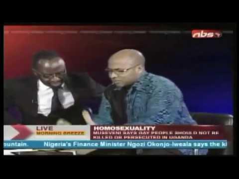 Hilarious Ugandan Interview