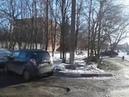 Пришла весна, площадь опять похожа на танковый полигон!