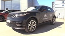 2019 Land Rover Range Rover Velar. Start Up, Engine, and In Depth Tour.