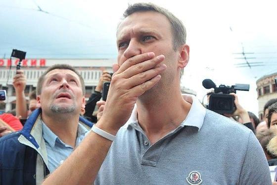 Вскрыты связи Навального с радикалами Майдана