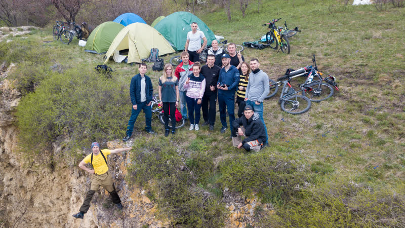 Вело выходные под Армавиром