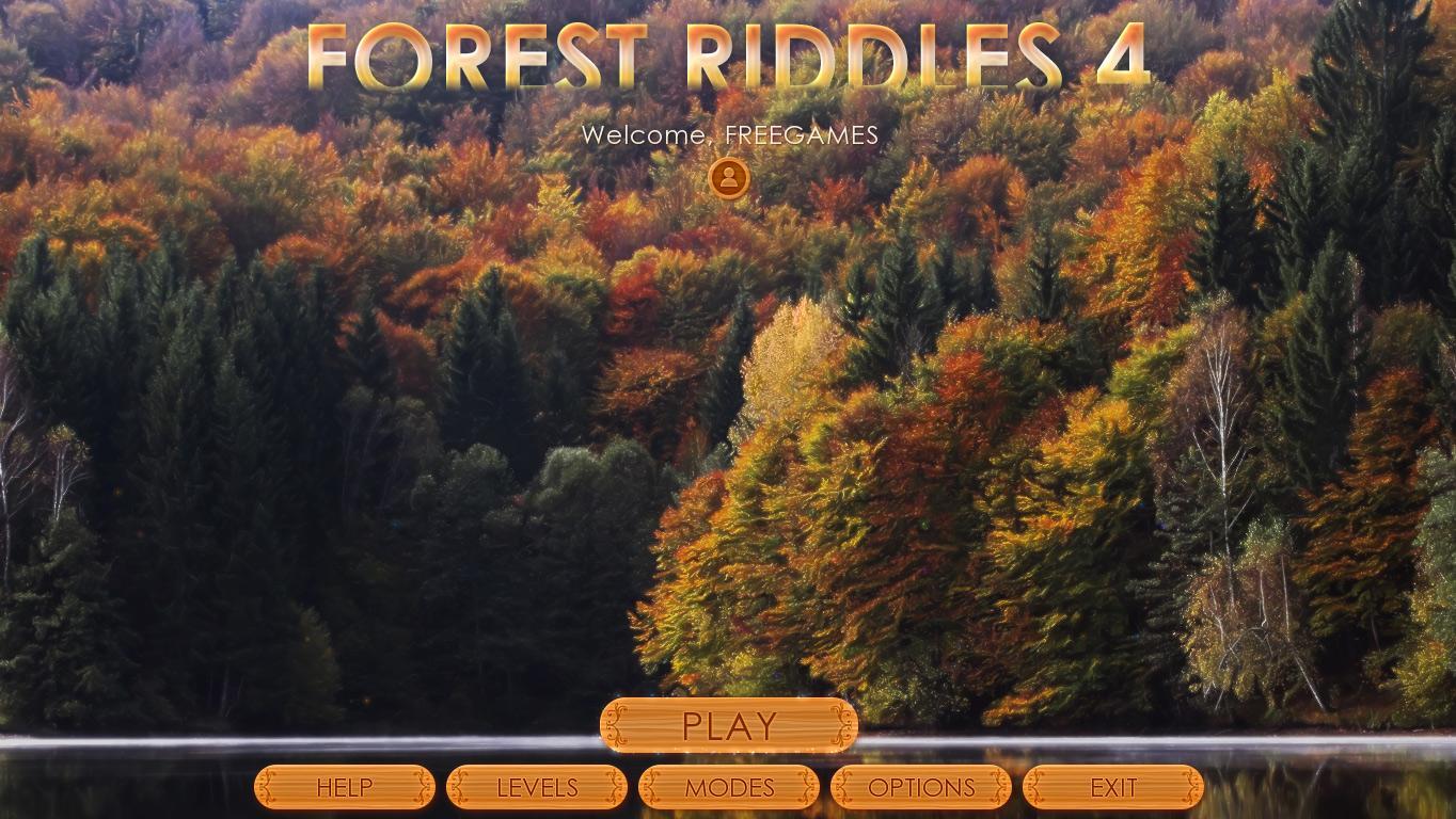 Лесные загадки 4 | Forest Riddles 4 (En)
