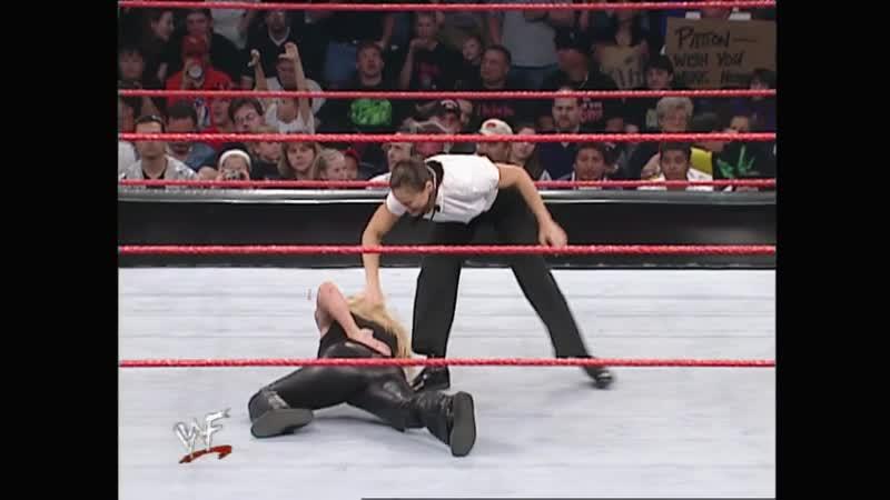 WWF Raw Is War 23.04.2001 - Trish Stratus vs Ivory