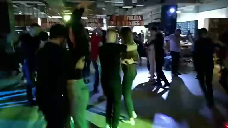 Anyday Bachata Party Херсонская 12 Мосты не разводятся Танцуем до 5 30
