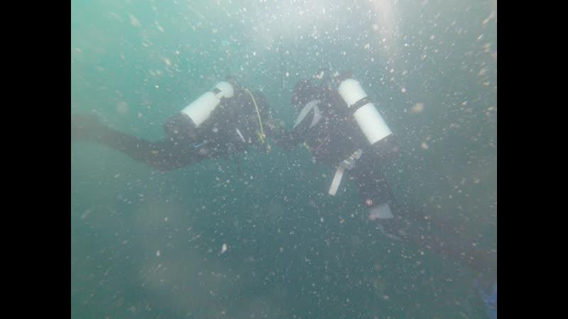 25 05 2019 на глубине 43 5 метра