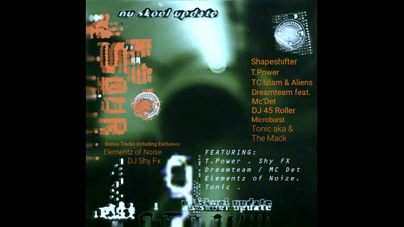 DREAMTEAM Feat. McDet - Let Me Recommend ( 1996, Made In E.U. )
