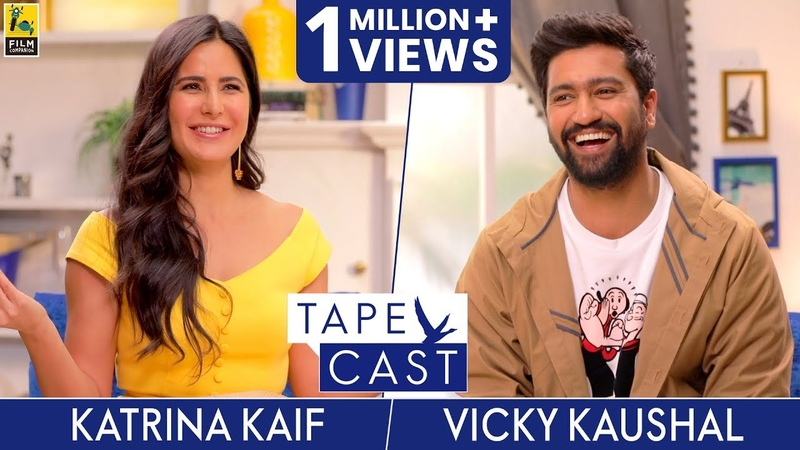 Katrina Kaif and Vicky Kaushal TapeCast Season 2 Episode 6
