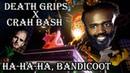 Death Grips X Crash Bash - Hahaha, Bandicoot