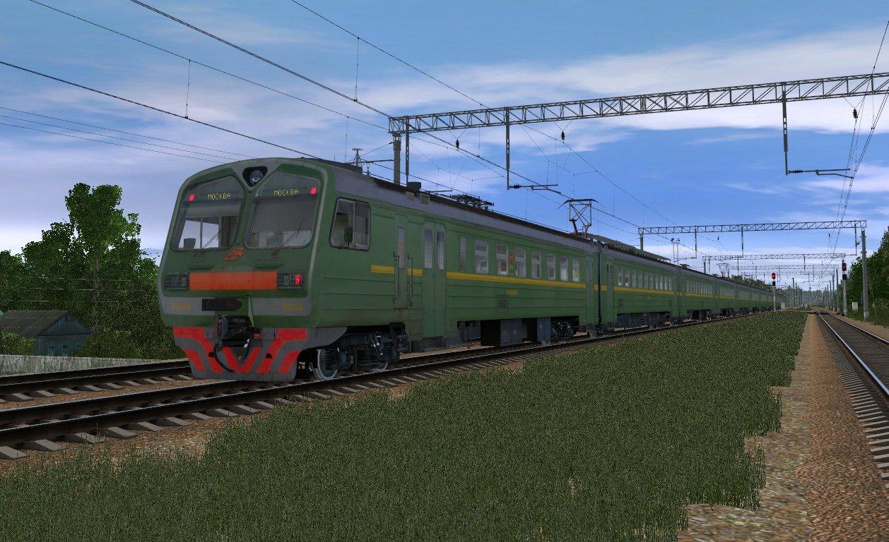 TRS: ЭД4М-0043
