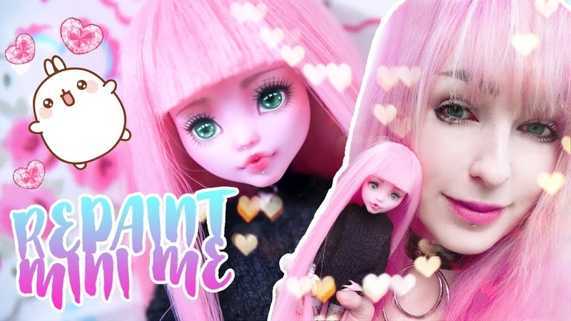 ☽ Moonlight Jewel ☾ Repaint MINI ME