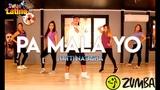 pA MALA YO ZUMBA- NATTI NATASHA COREOGRAFIA IVAN LATINO DANCE VIDEO 2019