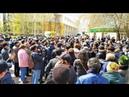 Народ освободил задержанных на митинге в Астане. 1 мая 2019 года / БАСЕ