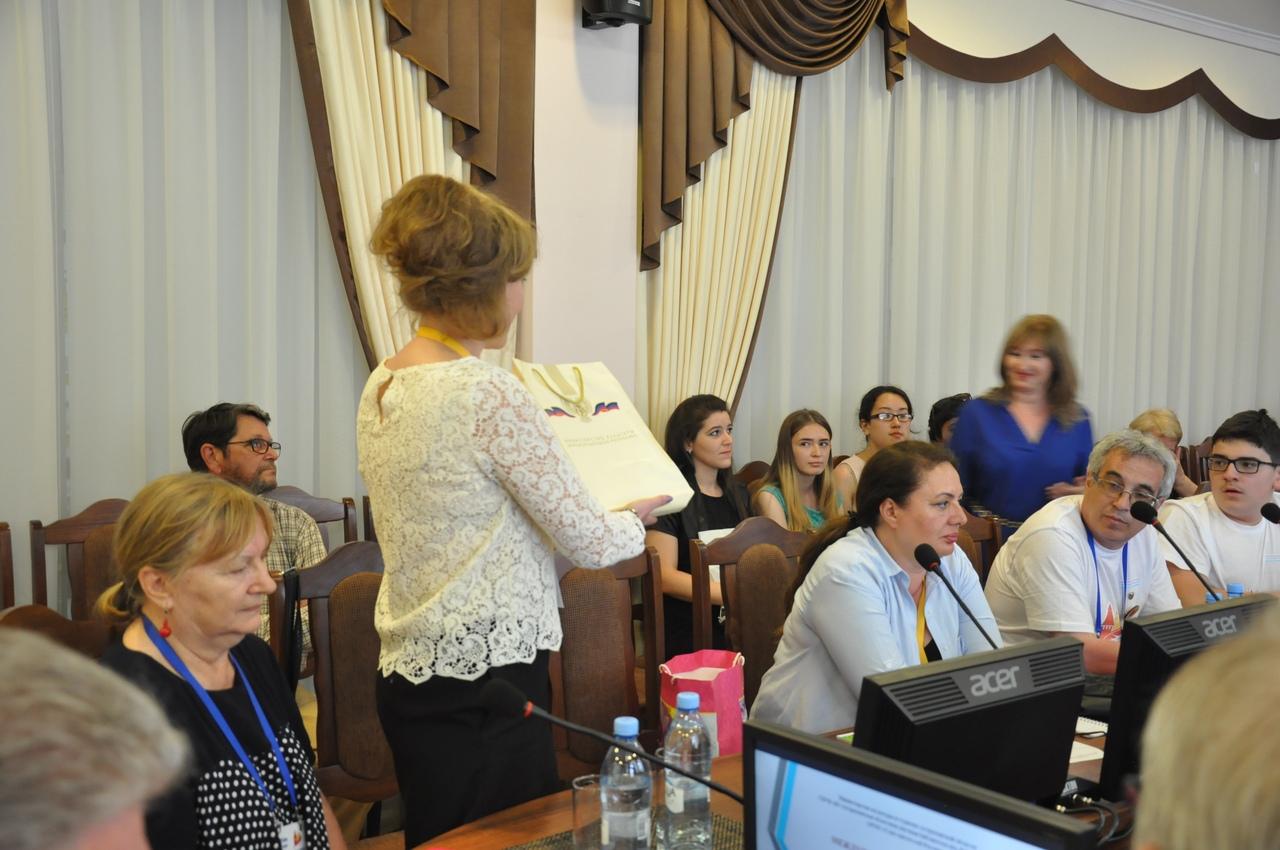 обмен опытом, российская федерация, 1 международный литературный фестиваль, донецкая республиканская библиотека для детей