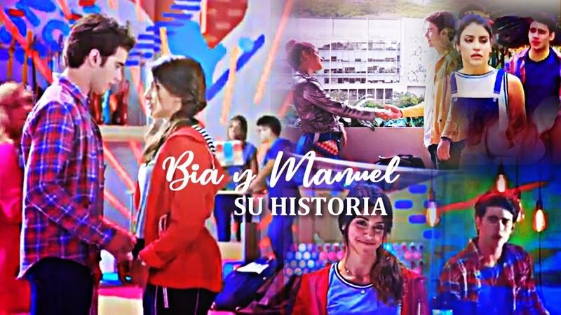 Bia y Manuel-SU HISTORIA Binuel