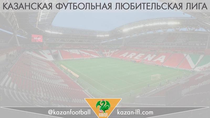 07 07 2019 КФЛЛ Серия Д Брамос РАТАР 2 2 0