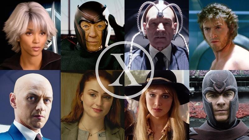 «Люди Икс: Тёмный Феникс» (Фичуретка: The X-Men Legacy)