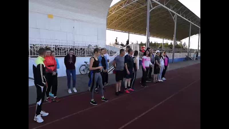 Спартакиада НГДУ Джалильнефть