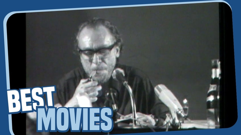 Charles Bukowski in Hamburg - Dokumentation (ganzer Film auf Deutsch)