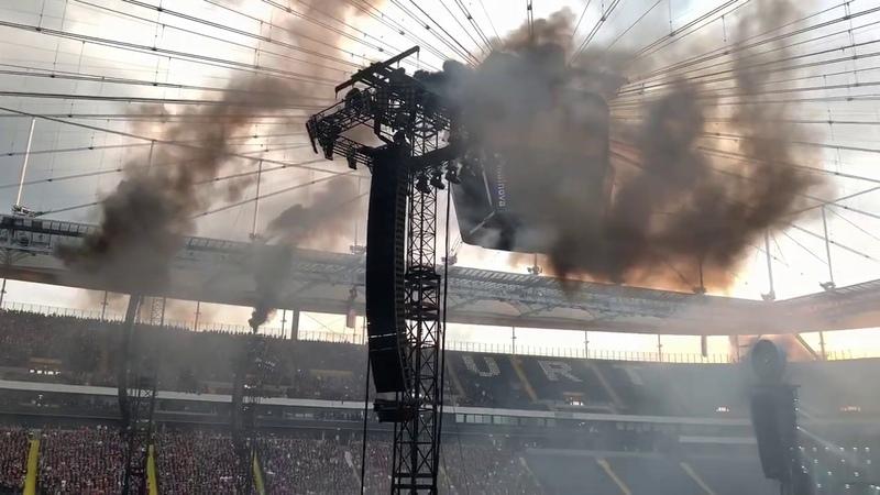 Rammstein - Intro Was ich liebe - Live@ Frankfurt 2019