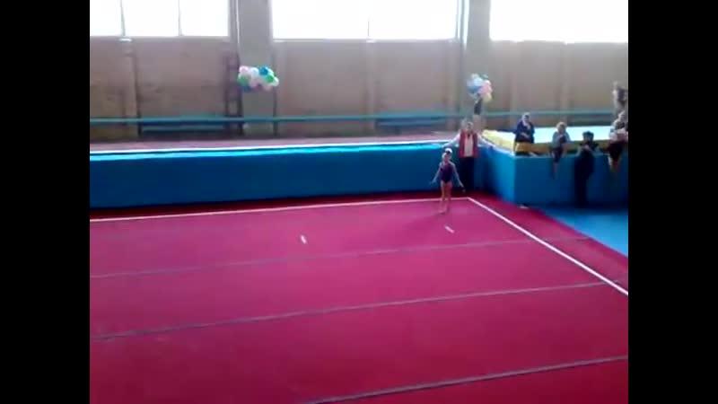 Спортивная гимнастика Кубок П Астаховой 2010г