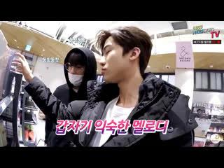 Jaemin looks like he's sick of we go up