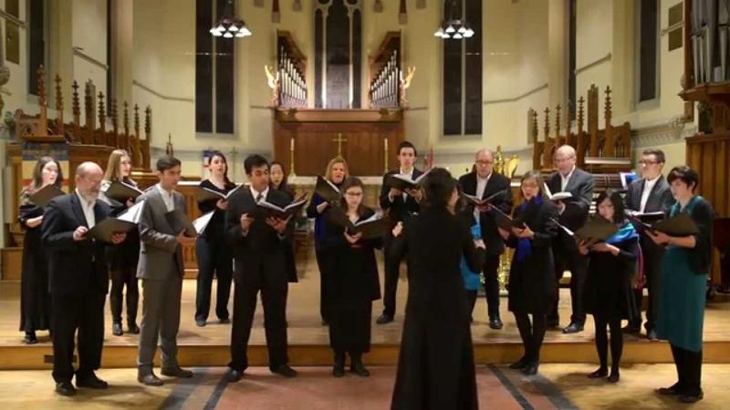 Cantabile Chamber Singers Singmotets Karl Jenkins Exsultate Jubilate