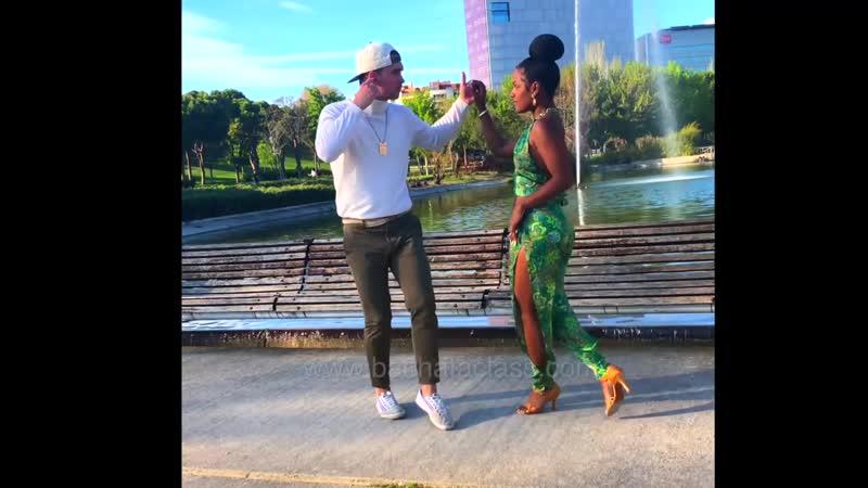 Bachata Dominicana: El Sueco Johanna - Canalla Romeo Santos ft El Chaval