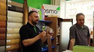 СЕМИНАР по маслам OSMO от 16 мая 2019
