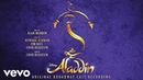 A Whole New World from Aladdin Original Broadway Cast Recording Audio